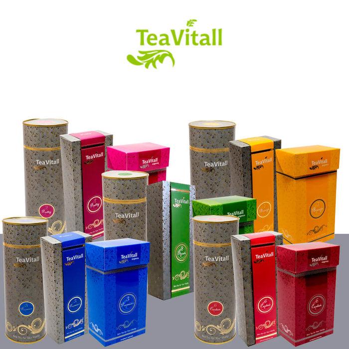 TeaVitall (функциональные чаи)